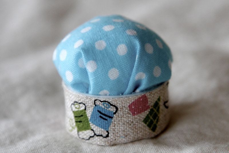 tiny pincushion