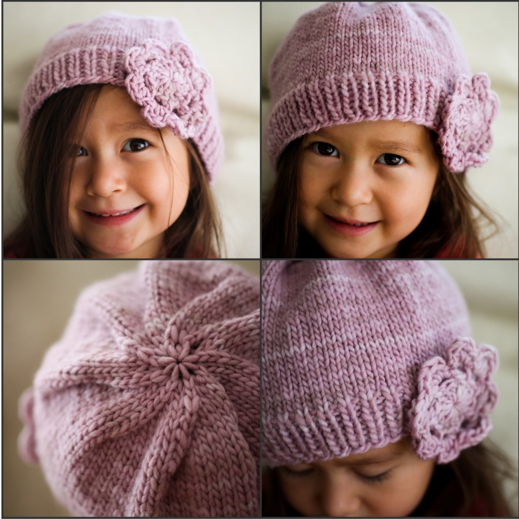 Here s the pattern. This hat is 10 inches across (20 inch circumference).  It fits my almost 4 year old daughter s head with room to spare 5cac4348fda